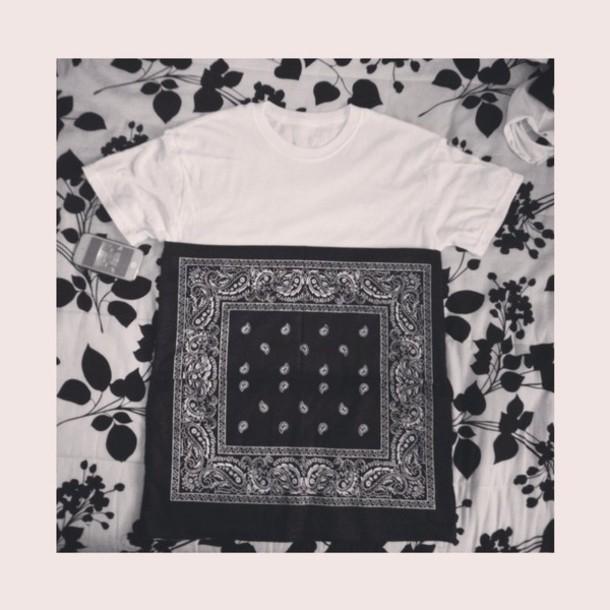 shirt bandana unisex dope dope most dope
