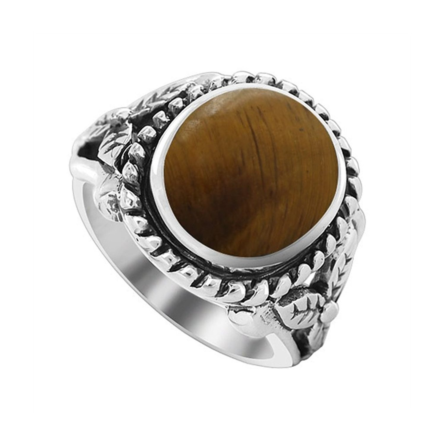 tigers ring tiger product eye presley rings elvis jewellery