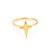 Laura Gravestock Jewellery - Dreamy Star Ring, Rosie Fortescue for Laura Gravestock - the Dreamy collaboration.