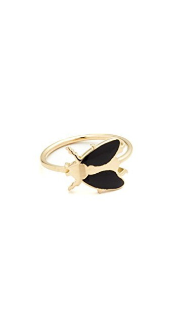 Holly Dyment ring gold jewels