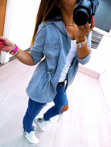 Slim Jeans Jacket