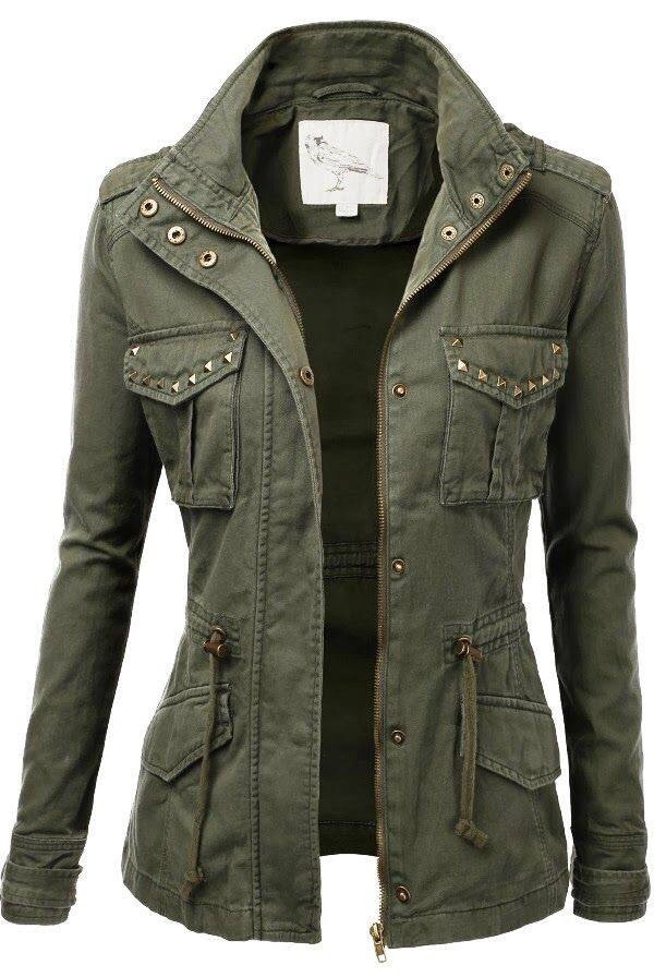 Coat: jacket, supernatural, green, army green jacket, army green ...