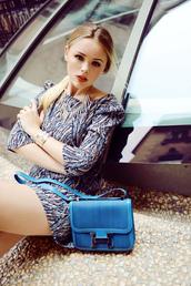 kayture,dress,jewels,bag,shoes,designer bag,blue bag,best accessories by kayture
