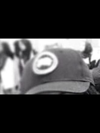 hat black cap round logo logo black ca