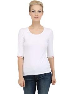 TOPS - BURBERRY BRIT -  LUISAVIAROMA.COM - WOMEN'S CLOTHING - SPRING SUMMER 2014