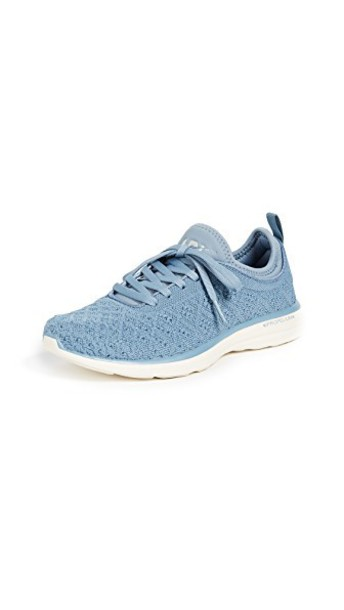 APL: Athletic Propulsion Labs sneakers denim grey shoes