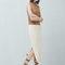 Sandalia piel tiras - zapatos de mujer | mango españa