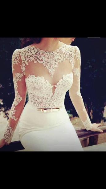 dress robe de mariée dentelle