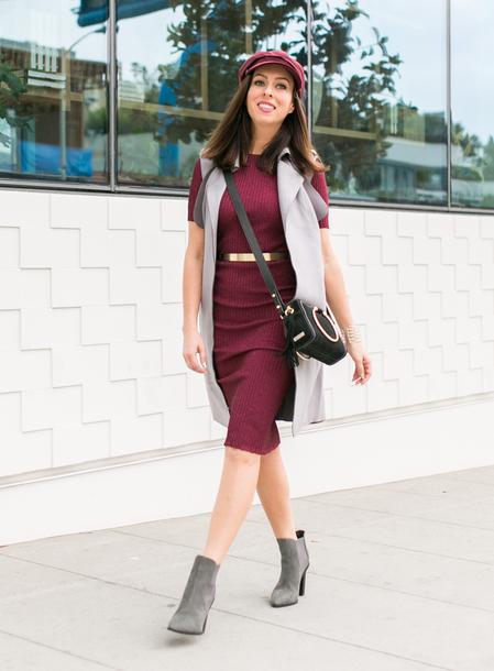 sydne summer's fashion reviews & style tips blogger dress shoes jacket hat jewels bag belt