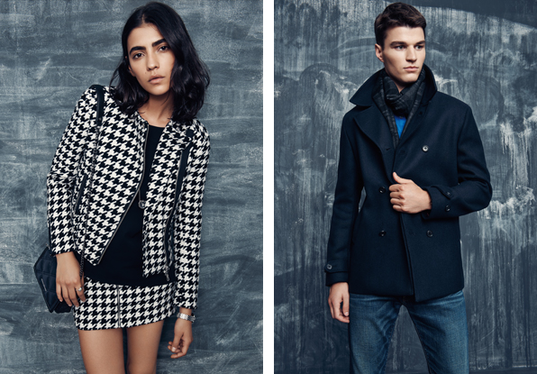 Merino Double V-neck Sweater - Sweaters - Womens Sale - Armani Exchange