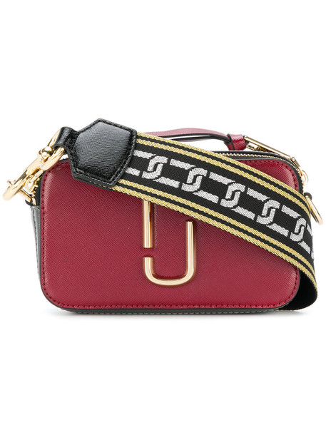 Marc Jacobs women bag leather red