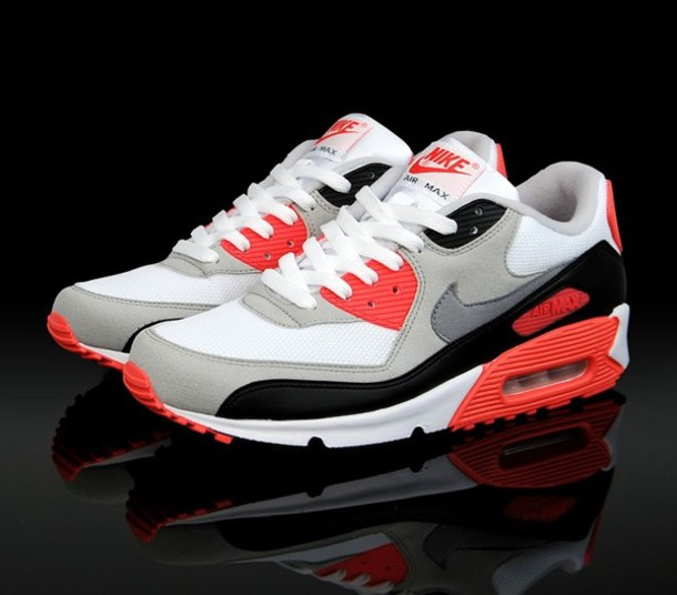 f360e2a0ae shoes nike air max 90 pink black tick nike nike shoes nike air air max
