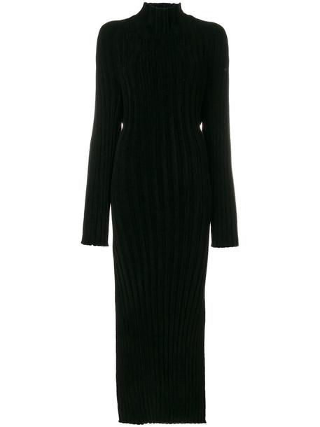 Jil Sander jumper turtleneck women black sweater