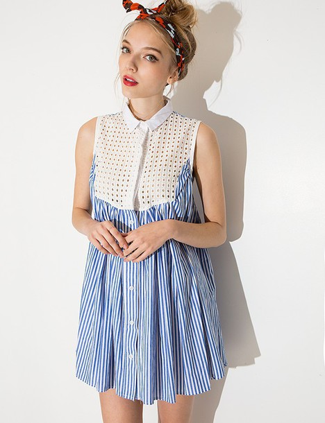 Babydoll dress fashion