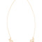 Kate spade new york social butterfly necklace