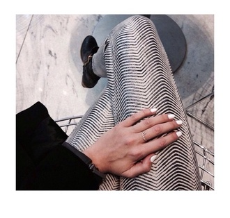 jeans zebra print