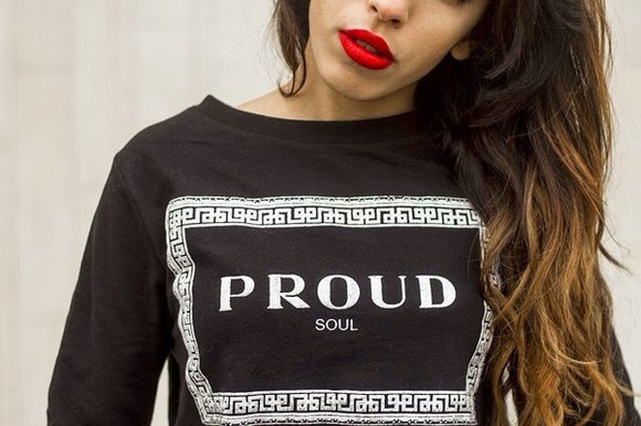 sweatshirt sweater white fashion black proudsoul zara sexy sweaters blogger fashion blogger