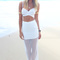 Mesh luxe maxi | sabo skirt