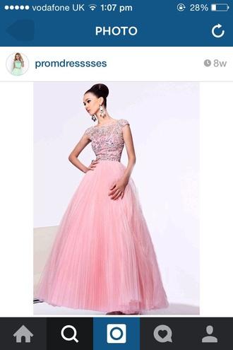 dress prom dress long prom dress pink prom dress pink dress