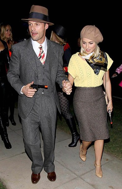 Bonnie And Clyde Halloween Costume Bonnie And Clyde Costume Sc 1