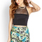 Tropic thunder high-waisted shorts | forever21 - 2000125713