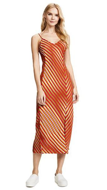 Diane Von Furstenberg dress slip dress