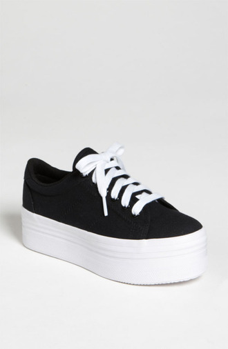 shoes sneakers platform sneakers platform shoes cardigan black black platforms white jeffrey campbell