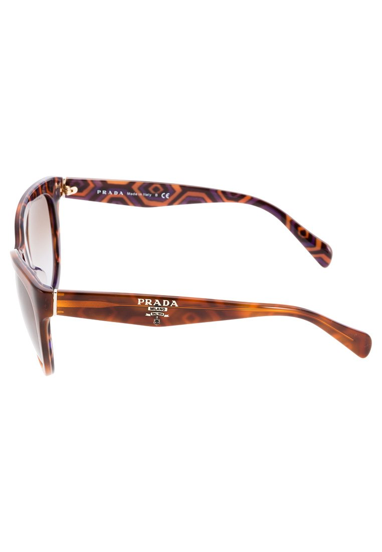 Prada Sonnenbrille - light havana - Zalando.de