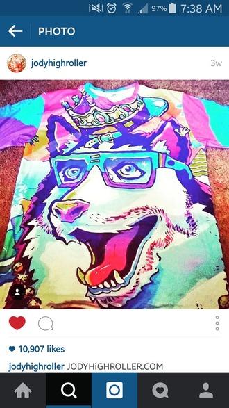 shirt vibes dope trippy