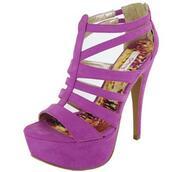 shoes,purple,heels