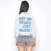 JUNKYARD XX-XY - Denim jacket - Tove - Junkyard.com