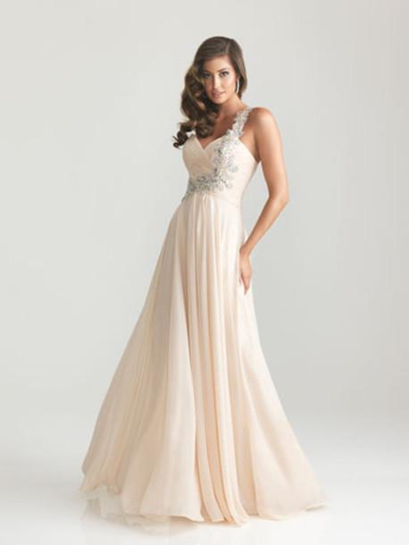dress prom dress prom dress beige dress nude dress dress pretty prom dress evening dress long prom dress long dress