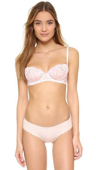 bra rose underwear