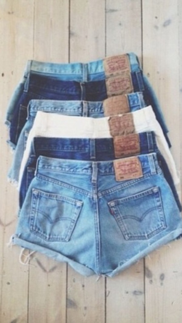 shorts denim brand