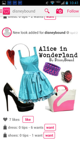 shoes alice in wonderland disney dress