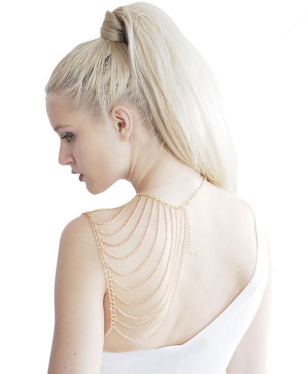 jewels elegant fabulous stylemoi shoulder harness