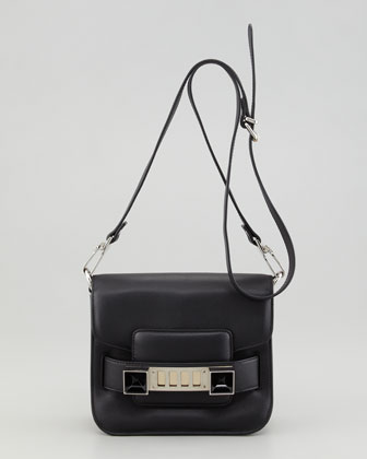 Proenza Schouler PS11 Tiny Crossbody Bag, Black - Bergdorf Goodman