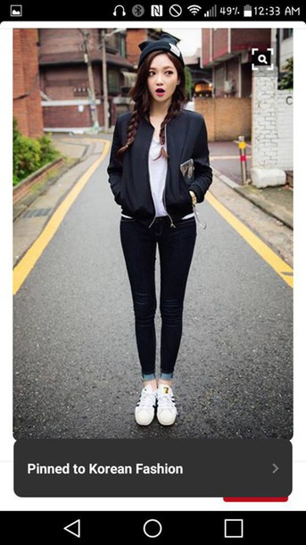 Jacket: cute, korean fashion, korean fashion, korean style, korean ...