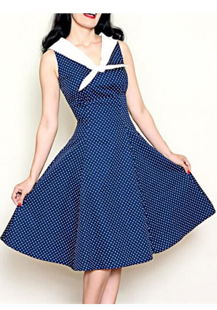 Dancing Sensation Sailor Dress