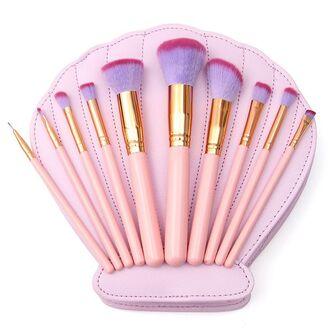 make-up makeup palette makeup brushes makeup bag makeup table make up box party make up natural makeup look beautiful pastel gift ideas