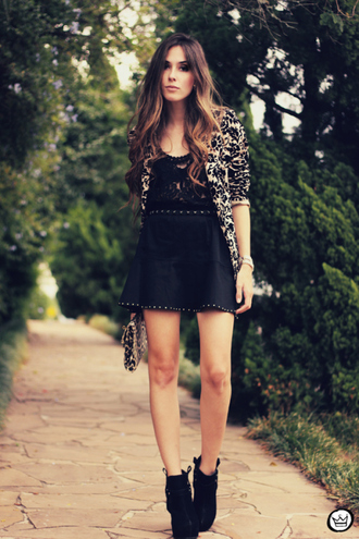 fashion coolture jacket t-shirt skirt jewels shoes