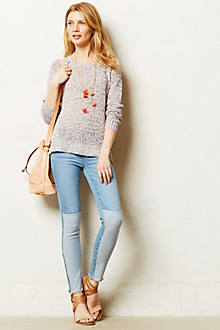 Paige Cara Colorblocked Jeans