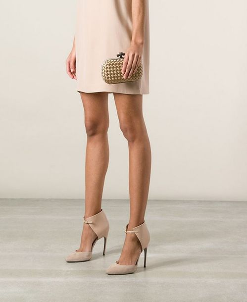 shoes high heels pointed toe pointed toe pointy toe shoes suede shoes nude high heels classy