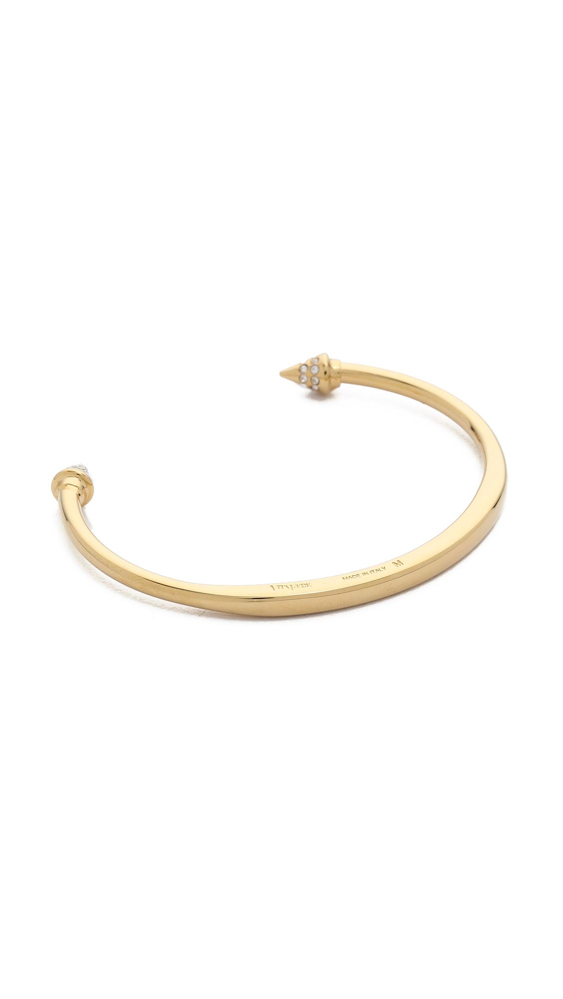 Vita fede cristiana titan crystal bracelet