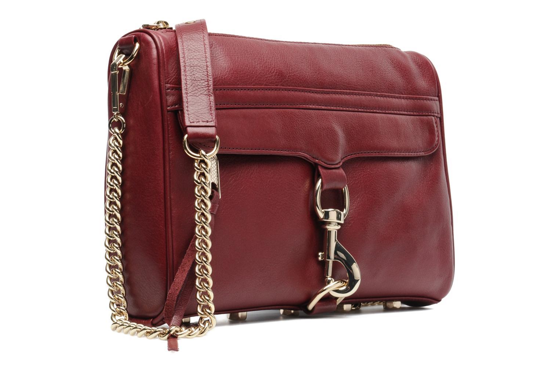 MAC Clutch Rebecca Minkoff (weinrot) : stets kostenlose Lieferung Ihrer Handtaschen MAC Clutch Rebecca Minkoff bei Sarenza
