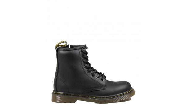 Boots à lacets Dr Martens Delaney Black