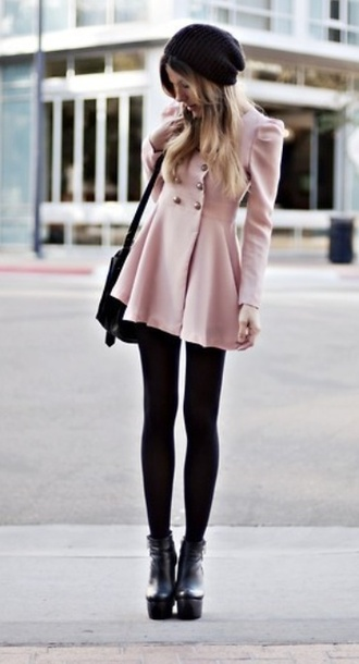 button up jacket pink cute pink jacket shoes coat pink coat long coat cute outfit all cute outfits