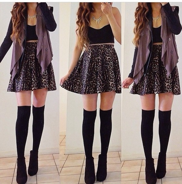 jacket skirt t-shirt shirt blouse shorts pants shoes shocks top necklace dress tumbl cute girly outfit