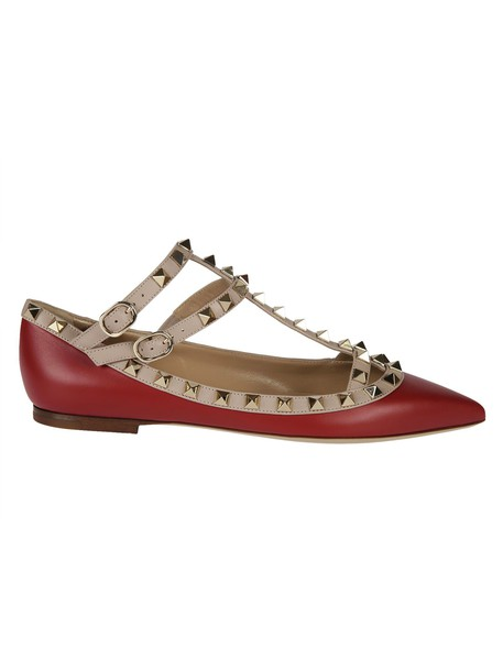 Valentino Garavani red shoes