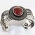 Retro Silver Cross Cuff Bracelet - Sheinside.com